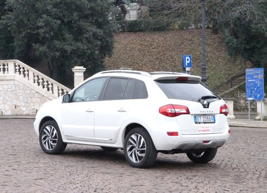 Renault Koleos 2014 long test drive - Foto 18 di 22