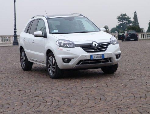 Renault Koleos 2014 long test drive - Foto 20 di 22