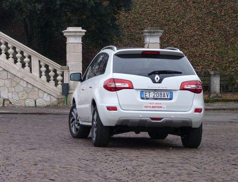 Renault Koleos 2014 long test drive - Foto 22 di 22