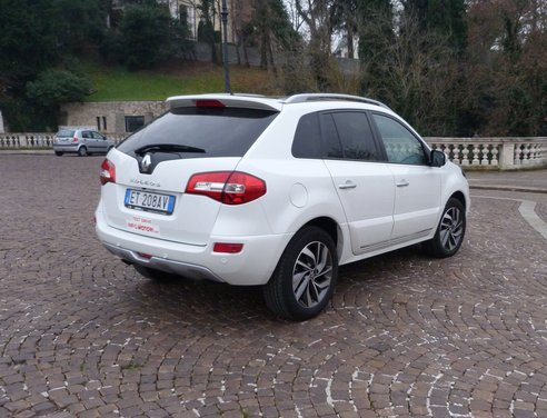 Renault Koleos 2014 long test drive - Foto 3 di 22