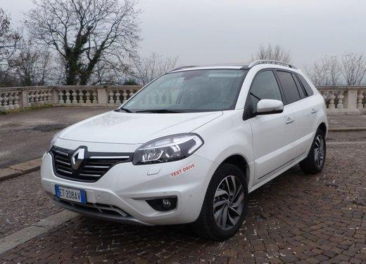 Renault Koleos 2014 long test drive - Foto 7 di 22