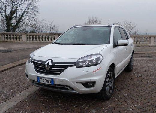 Renault Koleos 2014 long test drive
