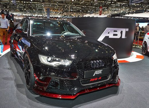 audi rs6 r by abt infomotori. Black Bedroom Furniture Sets. Home Design Ideas