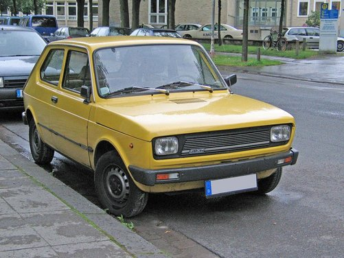 Fiat 127, l'utilitaria che ha cambiato il mondo