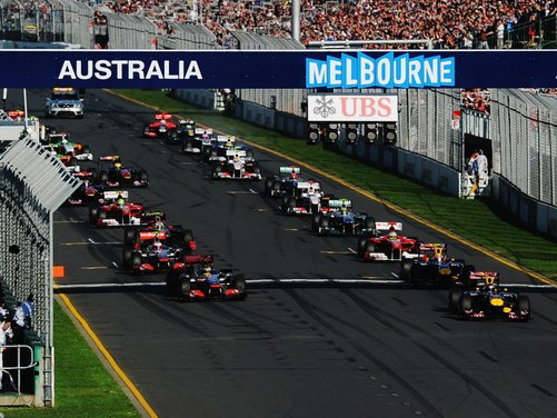 GP Australia 2014 F1 orari tv diretta e differita