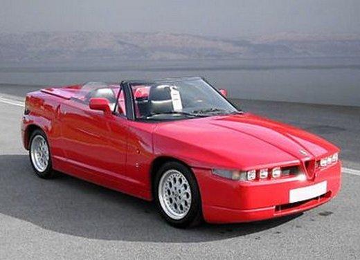 Alfa Romeo RZ, una della Alfa più rare - Foto 2 di 13