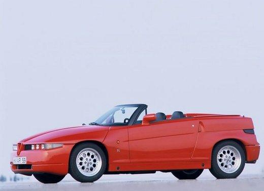 Alfa Romeo RZ, una della Alfa più rare - Foto 4 di 13