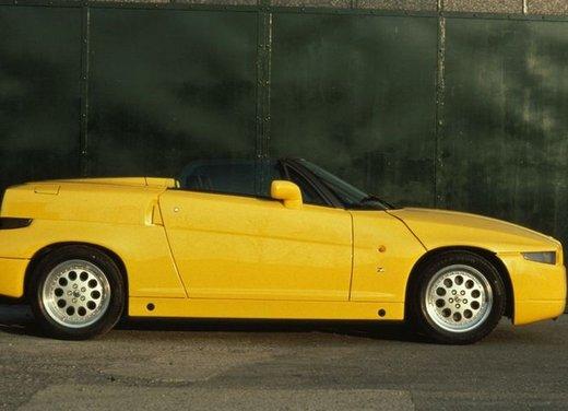 Alfa Romeo RZ, una della Alfa più rare - Foto 1 di 13
