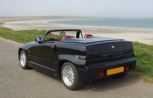 Alfa Romeo RZ, una della Alfa più rare - Foto 11 di 13