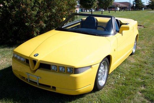 Alfa Romeo RZ, una della Alfa più rare - Foto 8 di 13