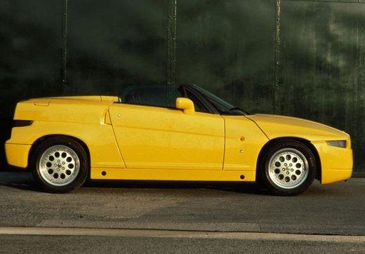 Alfa Romeo RZ, una della Alfa più rare - Foto 9 di 13