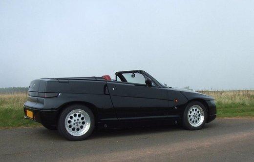 Alfa Romeo RZ, una della Alfa più rare - Foto 10 di 13