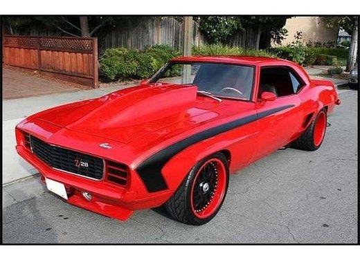 """Chevrolet Camaro, la storia della supercar """"yankee"""" - Foto 9 di 20"""