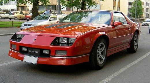 """Chevrolet Camaro, la storia della supercar """"yankee"""" - Foto 14 di 20"""