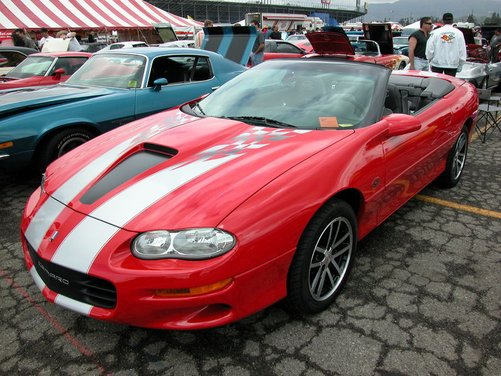 """Chevrolet Camaro, la storia della supercar """"yankee"""" - Foto 15 di 20"""