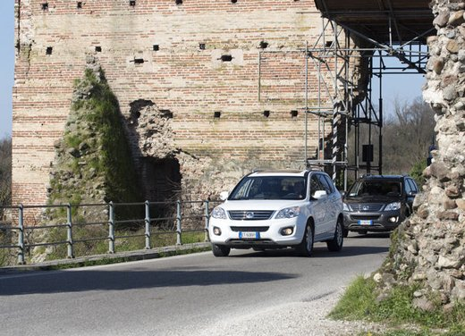 Great Wall H6 provato su strada - Foto 4 di 12