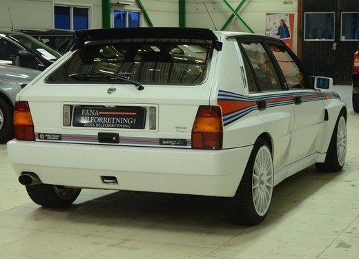 Lancia Delta HF Integrale Evo 5: in vendita uno dei pochi esemplari prodotti - Foto 3 di 9