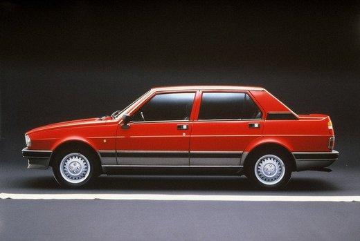 Alfa Romeo Giulietta 1977, la prima rinascita del mito degli anni Cinquanta - Foto 9 di 9