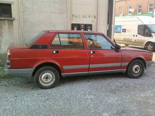 Alfa Romeo Giulietta 1977, la prima rinascita del mito degli anni Cinquanta - Foto 6 di 9