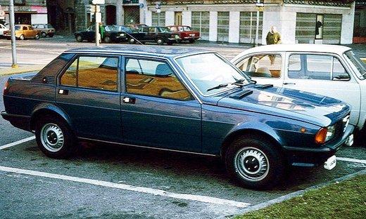 Alfa Romeo Giulietta 1977, la prima rinascita del mito degli anni Cinquanta - Foto 7 di 9