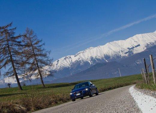 Audi A3 Sportback g-tron a metano provata su strada - Foto 14 di 23