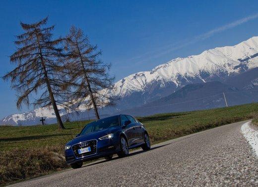 Audi A3 Sportback g-tron a metano provata su strada - Foto 15 di 23