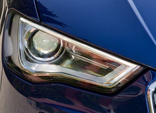 Audi A3 Sportback g-tron a metano provata su strada - Foto 20 di 23