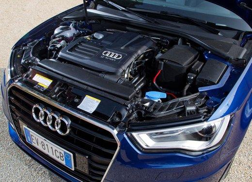 Audi A3 Sportback g-tron a metano provata su strada - Foto 23 di 23