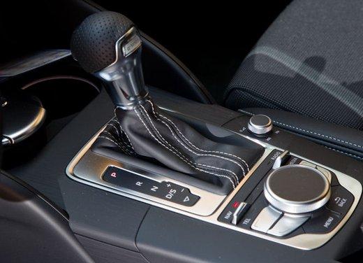 Audi A3 Sportback g-tron a metano provata su strada - Foto 21 di 23