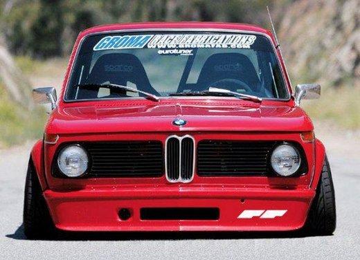 BMW Serie 02, la storia della berlina della Casa bavarese - Foto 5 di 15