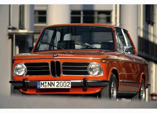 BMW Serie 02, la storia della berlina della Casa bavarese - Foto 1 di 15