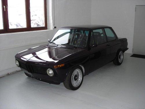 BMW Serie 02, la storia della berlina della Casa bavarese - Foto 10 di 15