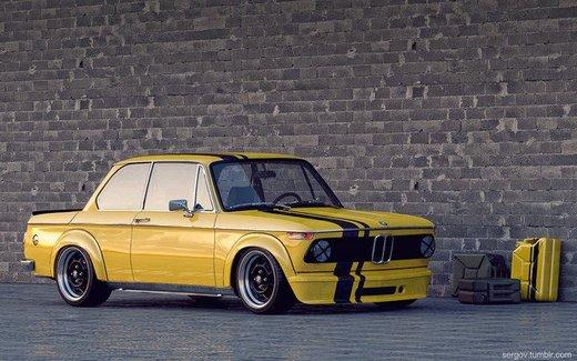 BMW Serie 02, la storia della berlina della Casa bavarese - Foto 12 di 15