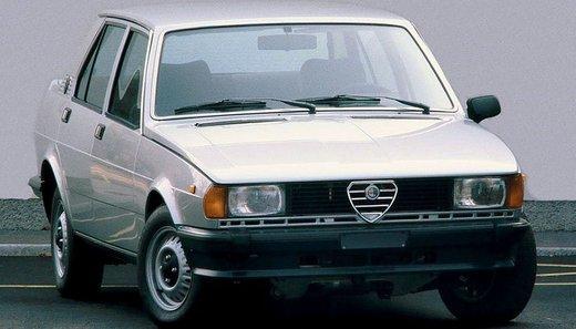 Alfa Romeo Giulietta 1977, la prima rinascita del mito degli anni Cinquanta - Foto 4 di 9