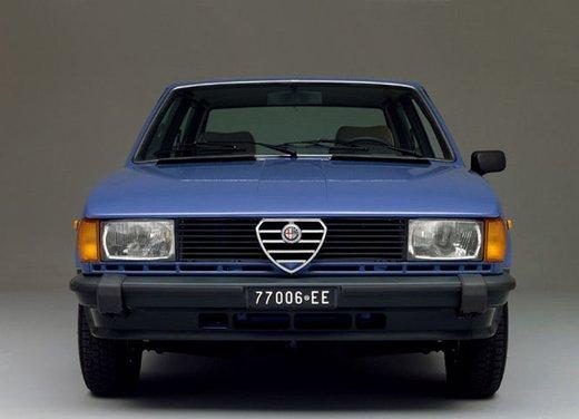 Alfa Romeo Giulietta 1977, la prima rinascita del mito degli anni Cinquanta - Foto 5 di 9