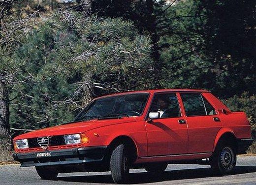 Alfa Romeo Giulietta 1977, la prima rinascita del mito degli anni Cinquanta - Foto 1 di 9