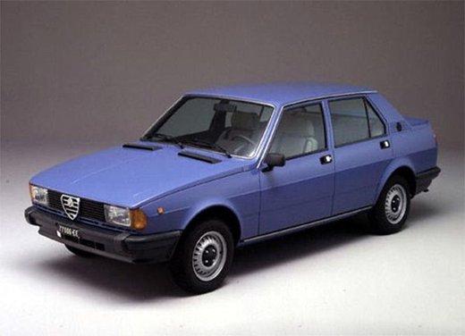Alfa Romeo Giulietta 1977, la prima rinascita del mito degli anni Cinquanta - Foto 2 di 9