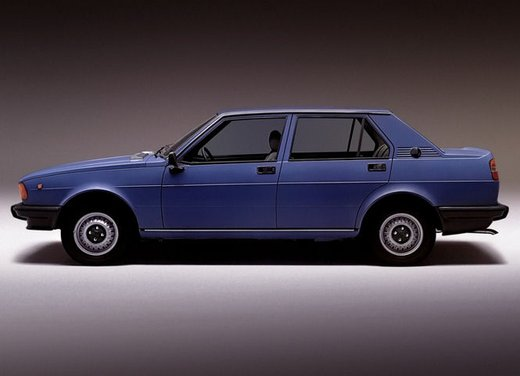 Alfa Romeo Giulietta 1977, la prima rinascita del mito degli anni Cinquanta - Foto 3 di 9