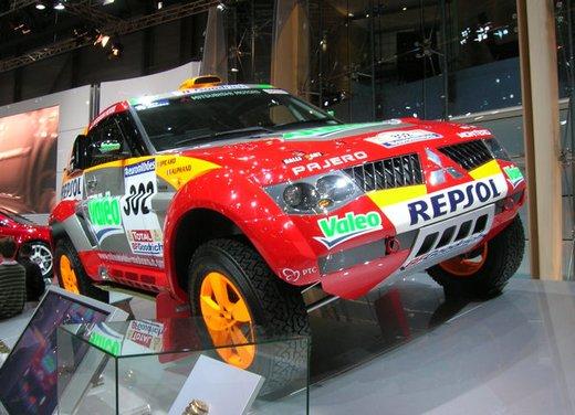 Mitsubishi Pajero serie L040 e V20, la storia del 4×4 - Foto 6 di 9