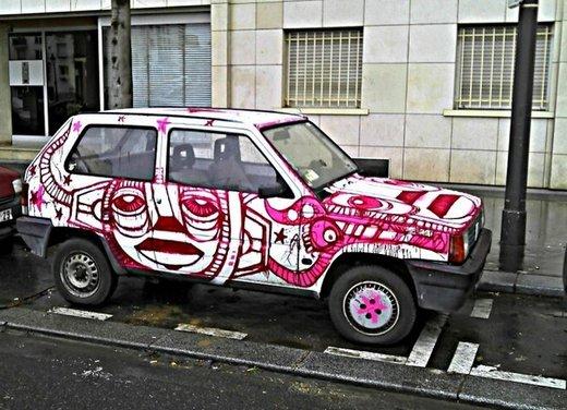 Fiat Panda le foto più strane e i tuning della citycar italiana in un'ampia gallery - Foto 10 di 24