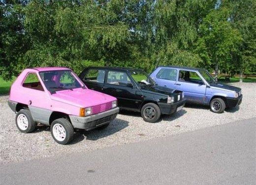 Fiat Panda le foto più strane e i tuning della citycar italiana in un'ampia gallery - Foto 13 di 24