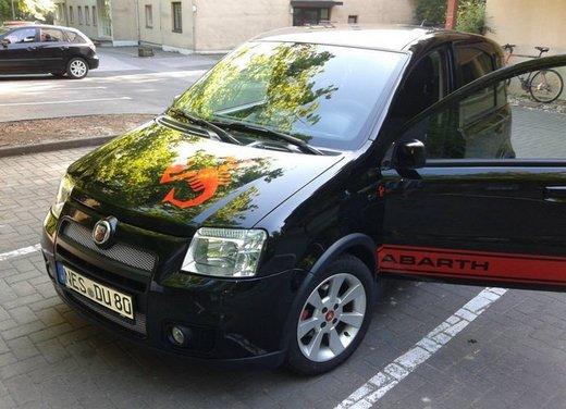 Fiat Panda le foto più strane e i tuning della citycar italiana in un'ampia gallery - Foto 16 di 24