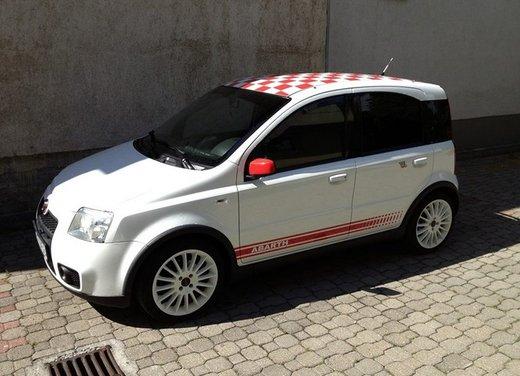Fiat Panda le foto più strane e i tuning della citycar italiana in un'ampia gallery - Foto 4 di 24