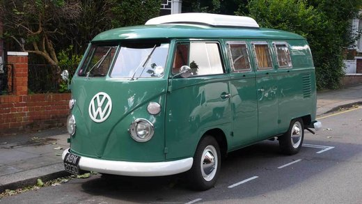 Volkswagen Bulli, una gallery incredibile - Foto 2 di 14