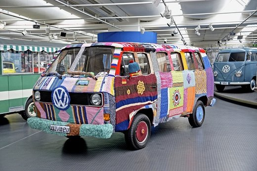 Volkswagen Bulli, una gallery incredibile - Foto 7 di 14