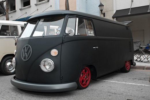 Volkswagen Bulli, una gallery incredibile - Foto 13 di 14