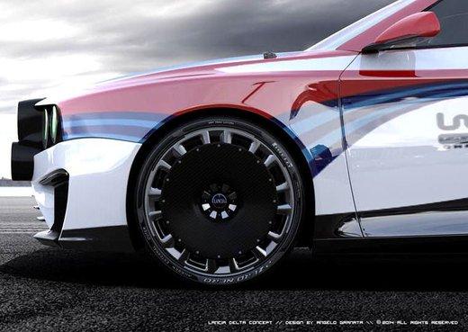 Lancia Delta Concept - Foto 2 di 21