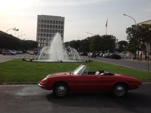 Alfa Romeo Duetto, una delle più longeve del Biscione - Foto 8 di 13