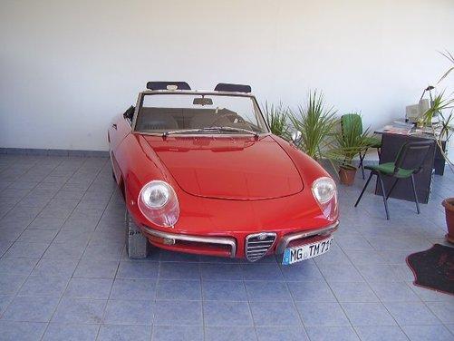 Alfa Romeo Duetto, una delle più longeve del Biscione - Foto 12 di 13