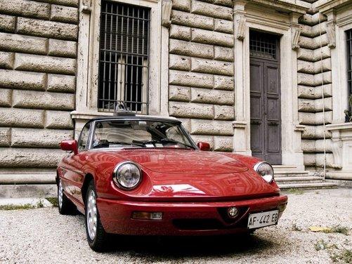 Alfa Romeo Duetto, una delle più longeve del Biscione - Foto 1 di 13